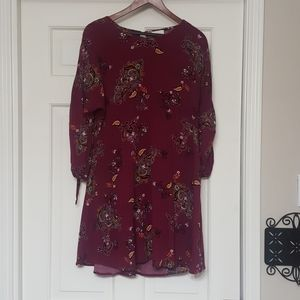 C Brand boho dress